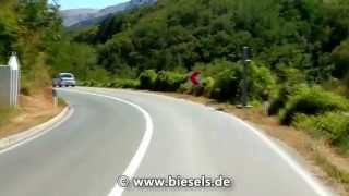 Krk Island Croatia  City new picture : Road To Baska , Croatia , Krk Island