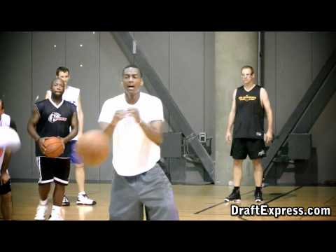 DraftExpress - Alec Burks Pre-Draft Workout & Interview