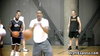 DraftExpress - Alec Burks Pre-Draft Workout & Interview