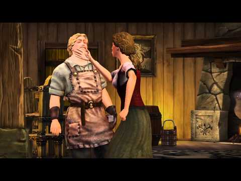 The Sims Medieval Extended Commercial