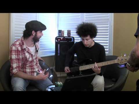 Justin Meldal-Johnsen Bass Nostalgia TonePrint