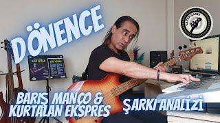 Bas Gitar Dersi - Dönence (Barış Manço & Kurtalan Ekspres)