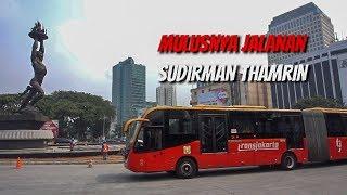 Video Aspal Baru Jalanan Sudirman Thamrin MP3, 3GP, MP4, WEBM, AVI, FLV Juli 2018