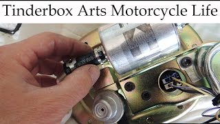 6. 2010 Triumph Bonneville Fuel Filter Replacement