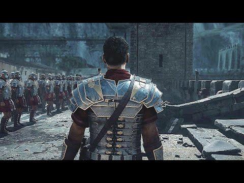 Ryse Son of Rome Full Movie All Cutscenes HD - Roman Empire