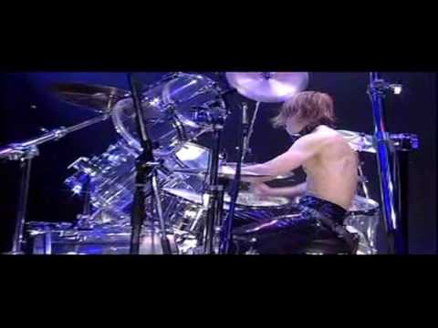 Yoshiki Drum And Piano Solo – X Japan Live In Hong Kong 2009