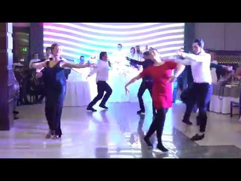ანსამბლი სეუ - აჭარული ქორწილში (ვიდეო)