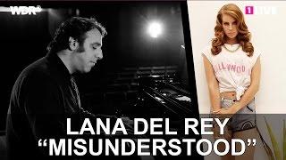 "Lana del Rey ""Misunderstood"" - 1LIVE Chilly Gonzales Pop Music Masterclass | 1LIVE"