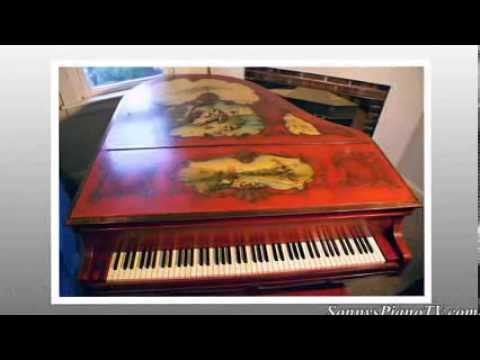 Artase - Visit http://www.SonnysPianoTV.com This show features a wide variety of Art Case Steinways that have passed through Sonny's Piano Warehouse on Long Island in...
