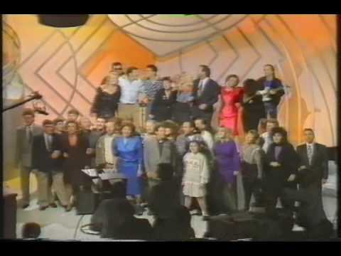 BROOKSIDE CAST SING 'LET THEM KNOW' ON CHILDREN IN NEED 1988