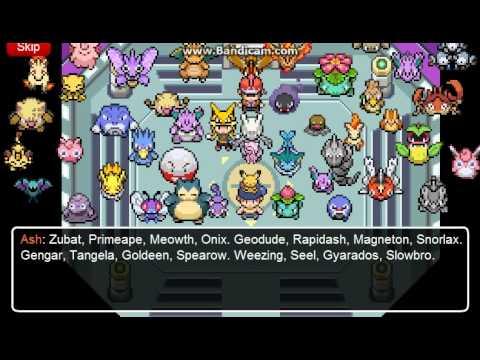 Pokemon Tower Defense  : Epilogue - Champion.