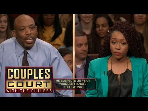 Man's 30 Year Age Difference Causes Insecurities With Younger Woman (Full Episode) | Couples Court