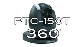【360 Product Video】PTC-150T HDSD-SDI HDBaseT PTZ Camera