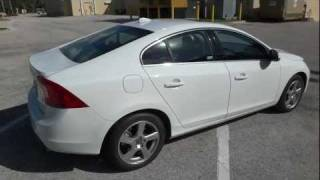 2012 Volvo S60 Test Drive T5 White With Black Leather S60 Review Part 1 Ipod Hook Up With USB