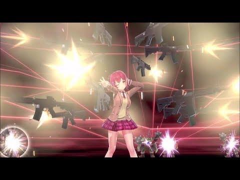 Bullet Girls Phantasia (PS4) Story Gameplay - Chapter 1: The Fantasy World of Midgard [1080p 60FPS]