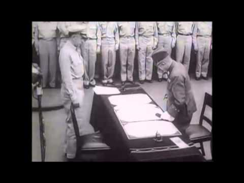 USNM Interview of Donald Fosburg Service on the USS Missouri and Japanese Surrender