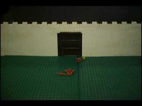 The LEGO Trojan War
