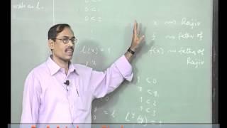 Mod-01 Lec-25 Lecture-25-Semantics Of FL