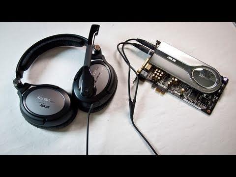 Futurelooks Unboxes the Xonar Xense Premium Gaming Audio Set