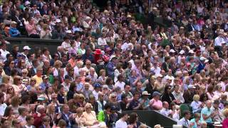 Tennis Highlights, Video - 2013 Day 9 Highlights: Juan Martin Del Potro v David Ferrer