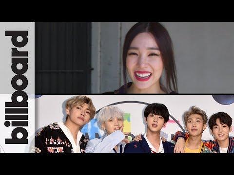 Tiffany Young talks BTS Friendship, Shares Advice for Them   Billboard