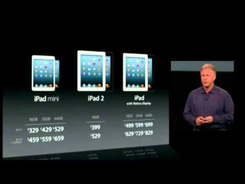 New Apple iPad Mini - Price, Availability, Configurations