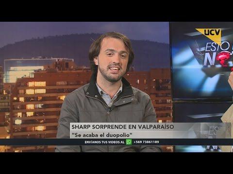 video Jorge Sharp sorprende y es elegido como nuevo alcalde de Valparaíso