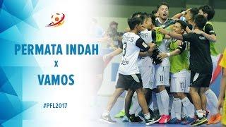 Video FINAL: Permata Indah Manokwari (3) vs (8) Vamos Mataram - Grand Final Pro Futsal League 2017 MP3, 3GP, MP4, WEBM, AVI, FLV Agustus 2017