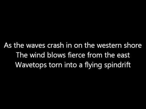 Rush-Spindrift (Lyrics)