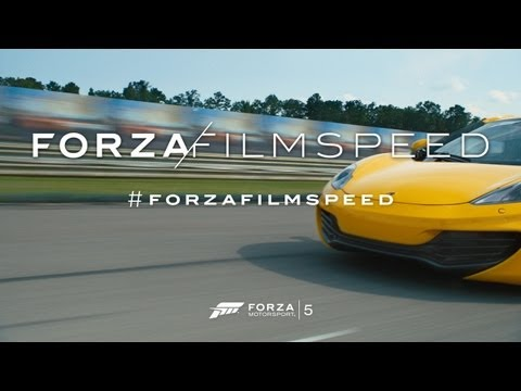 0 Zoetrope with Zoom: Clever Forza Motorsport 5 Commercial is a Grand Optical Illusion [Video]