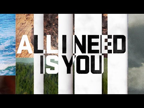 Lecrae - All I Need Is You (Lyric Video)