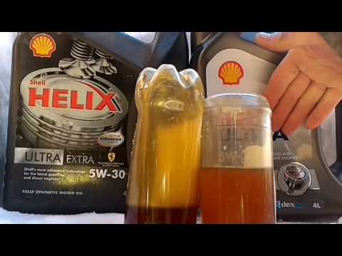 Shell helix ultra extra 5w30 ford снимок
