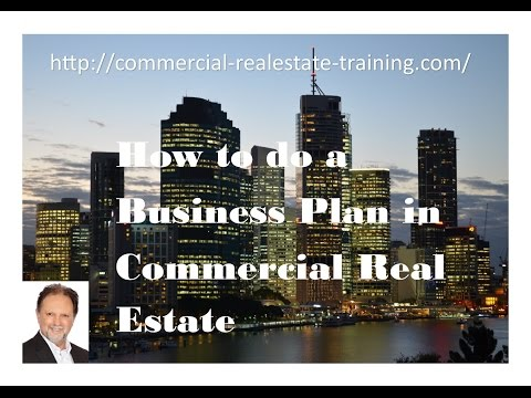 Commercial Real Estate Business Plan Systems for Agents – Commercial Real Estate Training online