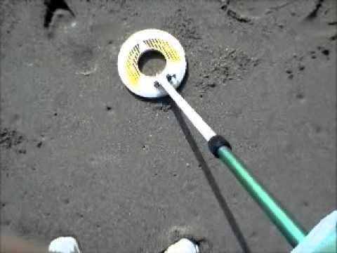 Metal Detector Seben Deep Target 13