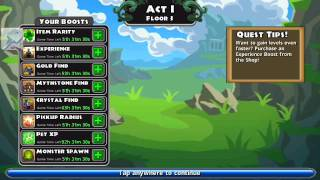 Video Dungeon Quest how to farm legend/mythic item in 3 minutes February 2016 MP3, 3GP, MP4, WEBM, AVI, FLV Desember 2018