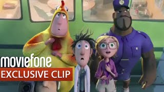 Nonton  Cloudy With A Chance Of Meatballs 2  First 10 Minutes  2013  Film Subtitle Indonesia Streaming Movie Download