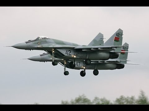 Belarusian air force  (Belarus)...