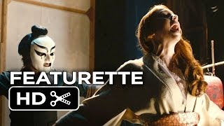 Stage Fright Featurette 1 (2014) - Minnie Driver Horror Musical HD