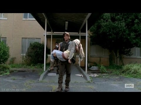 Beth Dies || Season 5 || The Walking Dead