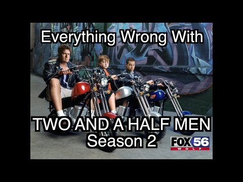 Episode #192: Everything Wrong With Two And A Half Men S02E06/Price Of Healthy Gums