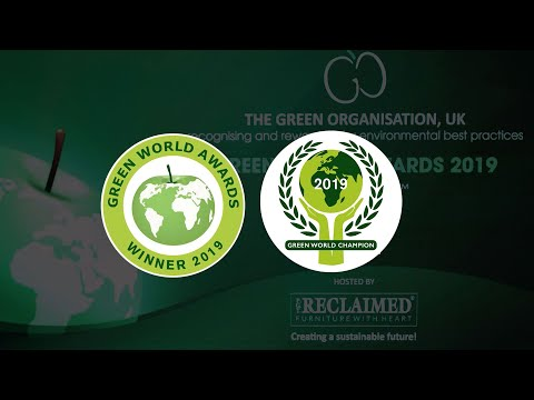 The Green World Awards 2019 – Vietnam