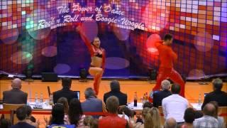 Katharina Bürger & Tobias Bludau - Deutsche Meisterschaft 2014