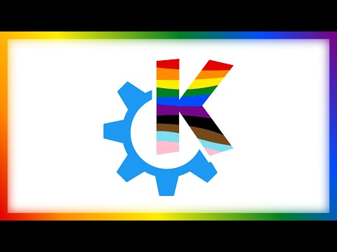 KDE and Pride Month!