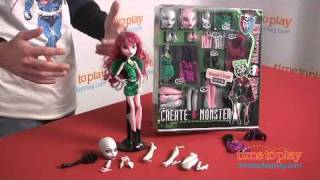 Monster High Create-a-Monster