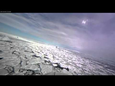 Flying over the Arctic! - Beautiful Southern Greenland | Earth Science Flight