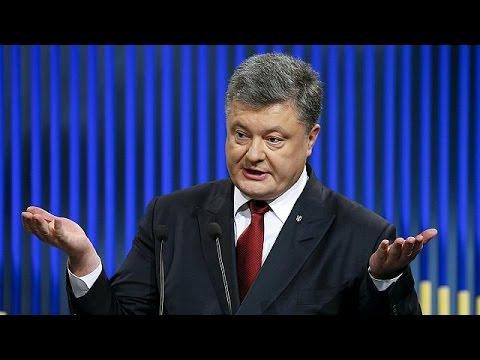 Ουκρανία: Βοήθεια από ΕΕ και ΗΠΑ ζήτησε ο Ποροσένκο για την Κριμαία