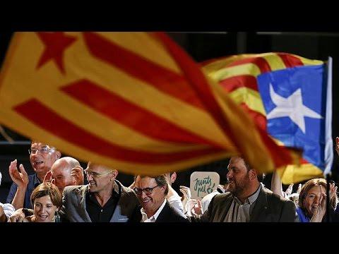 Καταλονία: Εκλογική νίκη με… σκιές για τους αυτονομιστές