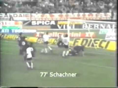 serie a 1982-83: cesena - fiorentina 3-3!