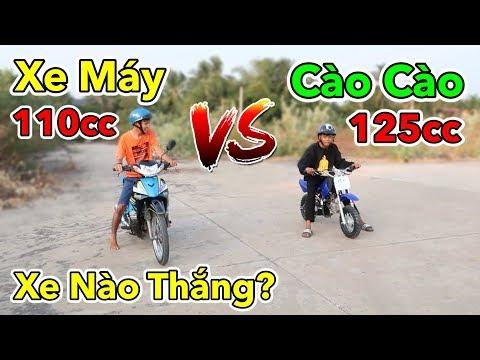 Lâm Vlog - Mua Xe Cào Cào Mini 125cc Giá 10 triệu Trên Shopee | Xe Cào Cào Mini vs Xe Máy - Thời lượng: 13:41.