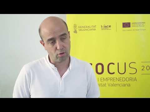 Entrevista a César Rodrigo en Focus Pyme y Emprendimiento La Serranía[;;;][;;;]